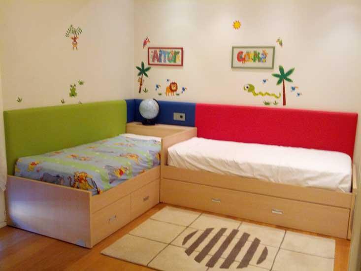 Habitaci n juvenil haus interiores bilbao - Decoracion de interiores bilbao ...